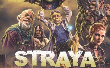 Straya Final Cover