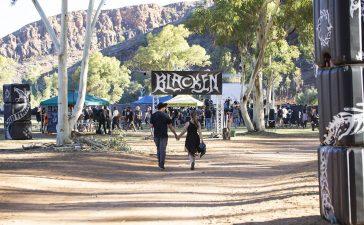 Blacken Open Air